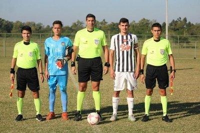Jueces para la Copa Paraguay