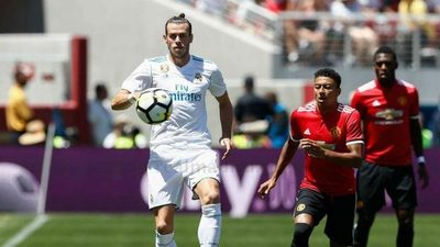 El Manchester United amarga el debut del Real Madrid