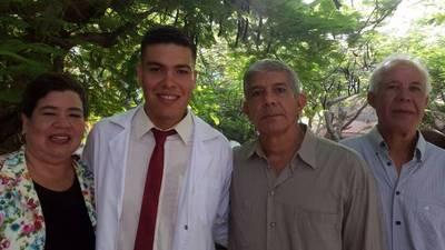 Joven concepcionero consigue título de oro en Cuba