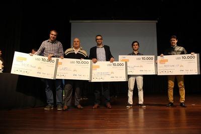 """Estos son los 5 proyectos ganadores de """"Rodando Ideas"""""""