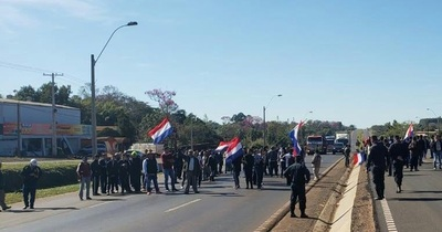 Comunidad de Yguazú pide retornos y reductores de velocidad