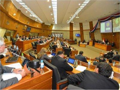 Diputados sanciona notas reversales que reconocen la deuda de USD 4.084