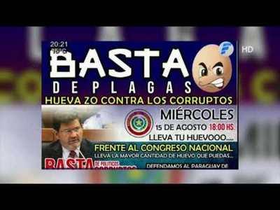 Organizan manifestaciones contra Ibañez y sus protectores