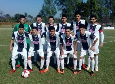 Cerro y Libertad, los líderes en la Sub 17
