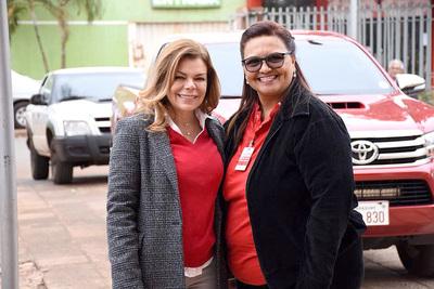 Teresa de Salinas tendría a funcionaria de la Municipalidad como empleada doméstica