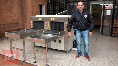 MODERNOS SISTEMAS DE REVISIÓN EN EL PENAL DE ITAPÚA