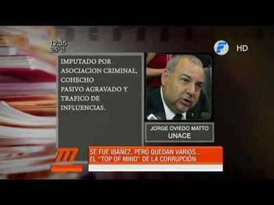Se fue Ibáñez, pero quedan otros corruptos