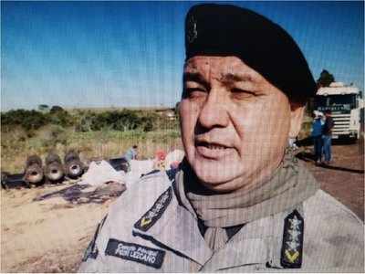 Cambian a jefe policial en Canindeyú por supuesta protección a narcos