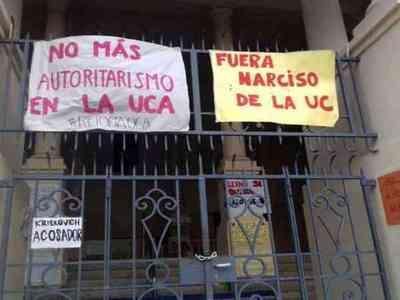 #TomaUCA: Sobreseimiento y suspensión para imputados