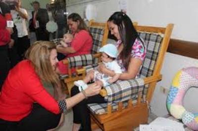 Implementan salas de lactancia materna en empresas privadas y públicas