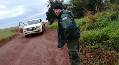 Indígenas denuncian amenazas de guardabosques de Itaipu
