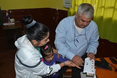 Campaña de cedulación benefició a  63 escolares