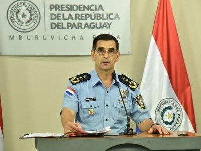 Comandante de la Policía da un paso al costado y asume cuestionado comisario