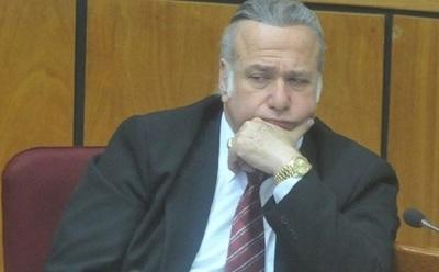 González Daher está con temor y se esconde, revelan