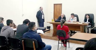 Motobandis condenados a una pena mínima de 5 años