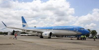 SUSTO EN AEROLINEAS ARGENTINAS