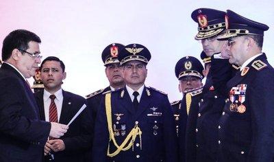 Repentino cambio en la Comandancia de la Policía Nacional
