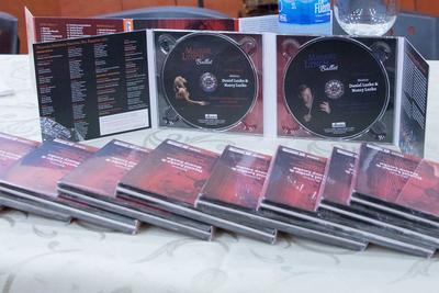 """Lanzan CD del ballet """"Madame Lynch"""""""
