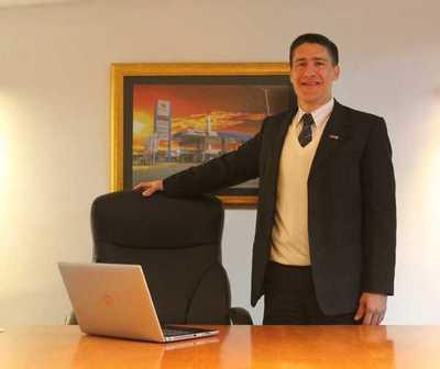 Ejecutivo designa a William Wilka Materi como presidente de Petropar