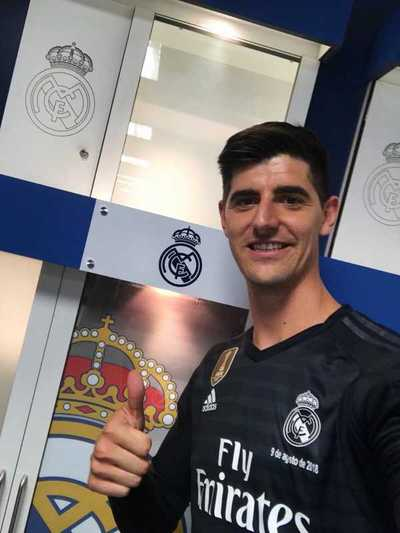 Thibaut Courtois nuevo arquero del Real Madrid