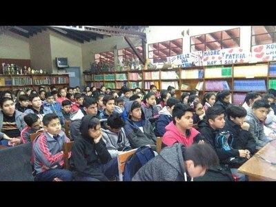 EDUCACIÓN VIAL EN LAS ESCUELAS: CHARLAS PARA PREVENIR MAS MUERTES EN ACCIDENTES
