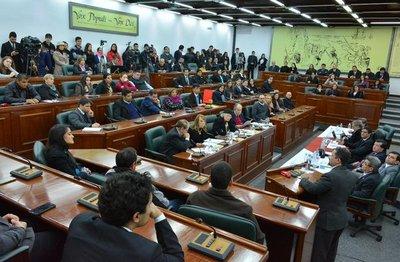 Finalizan audiencias públicas a candidatos para ministro de la Corte