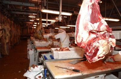 Carne paraguaya no tuvo su mejor suerte hasta julio