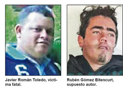 Asesinan a balazos a joven por no pagar una deuda