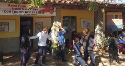 En el Departamento de Concepción se quedan sin el almuerzo escolar
