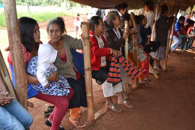 Indígenas responsabilizan  a Itaipu por su seguridad