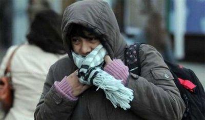 Viernes frío en las primeras horas, luego cálido