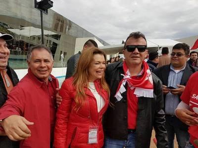 """Nery Chávez dice que McLeod """"está cansada"""" y no se postulará en el 2020"""