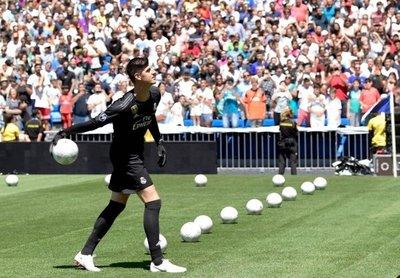 El Real Madrid recibe al Milan