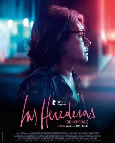 """""""Las Herederas"""" competirá en el Festival de Cine de San Sebastián"""