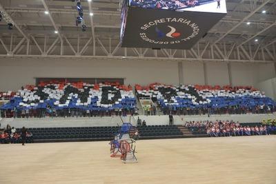 Paraguay inaugura renovado espacio para sus atletas