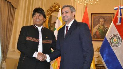 Morales también confirma presencia en traspaso de poder