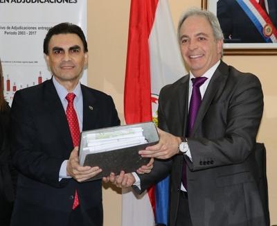 Gobierno concluye proceso para histórica regularización de tierras de Ex Finap