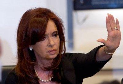 Cristina Fernández califica al Gobierno Macri de catástrofe