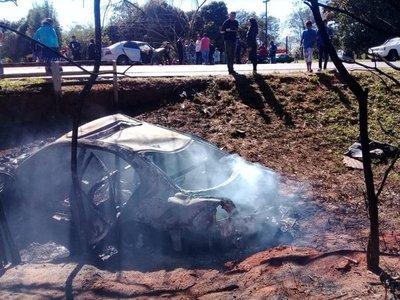 Grave accidente deja un fallecido en Caaguazú