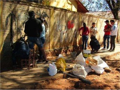 Alumnos encaran creativo proyecto de paseo cultural en Misiones