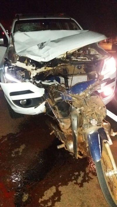 Joven madre muere tras accidente en San Pedro