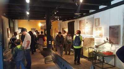 Museo Cabildo de Pilar registra la visita de 160 personas por día