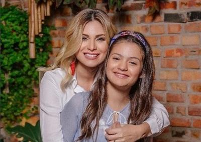 Así Festejó Laura Martino El Cumpleaños De Su Hija