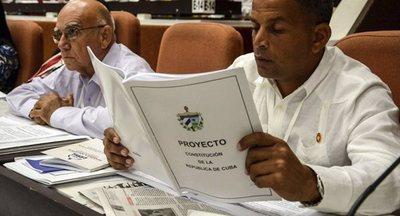 Comienza en Cuba la consulta popular sobre el proyecto de nueva Constitución