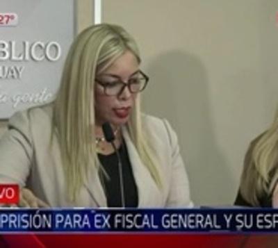 Díaz Verón y su esposa no pudieron justificar más de G. 3.500 millones