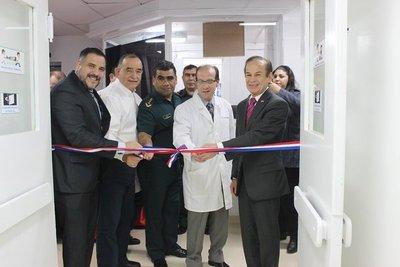 Mejoran salas de terapia en el Instituto Nacional de Cardiología