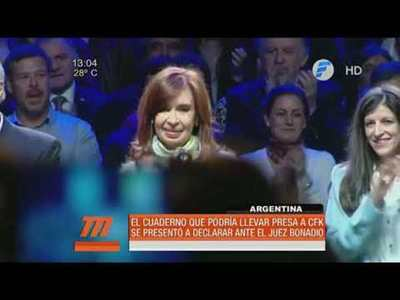 Argentina: Cristina Fernandez de Kirchner podría ir presa