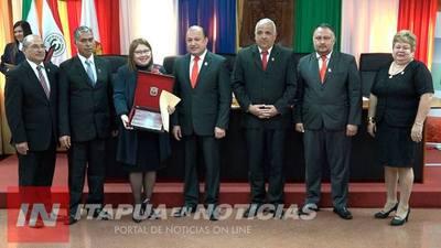 RESALTAN LABOR DE UNIVERSIDADES DE ITAPÚA