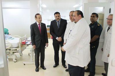 Instituto de Cardiología con nueva unidad de terapia intensiva