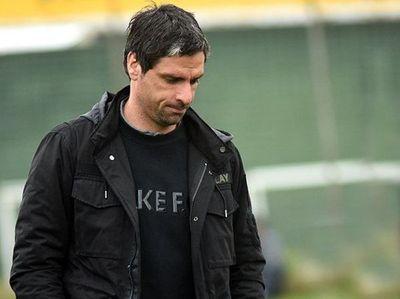 Rodrigo López dejó Racing